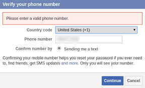 valid phone number can i list a voice number on web applications