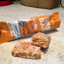 Questnutrition Waffle Cereal Bar Review