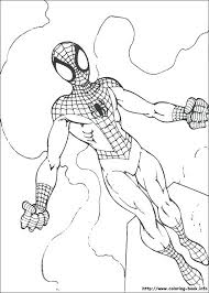 The Amazing Spider Man Coloring Pages Games Pictures To Print And Color Last Updated On Spiderman