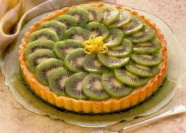 dessert aux kiwis facile tarte aux kiwis recette facile les desserts de grands mères