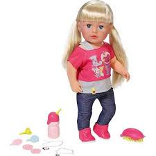 Baby Born Interactive Sister Doll AlexandAlexa