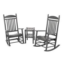 POLYWOOD® Jefferson 3 Pc. Recycled Plastic Rocker Set With Side ... Jefferson Recycled Plastic Wood Patio Rocking Chair By Polywood Outdoor Fniture Store Augusta Savannah And Mahogany 3 Piece Rocker Set 2 Chairs Clip Art Chair 38403397 Transprent Png Polywood Style 3piece The K147fmatw Tigerwood Woven Black With Weave Decor Look Alikes White J147wh Bellacor Metal Mainstays Wrought Iron Old