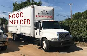 100 Action Truck Help Us Fill This Summer Food Drive Community House