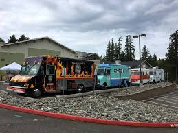 Food Truck Sunday @ GracePoint Church, Seattle [7 October]