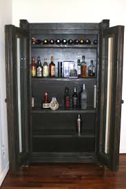 Make Liquor Cabinet Ideas by 184 Best Liquor Cabinets U0026 Bar Carts Images On Pinterest Home