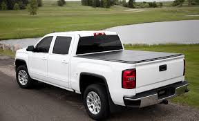 LOMAX Hard Tri Fold Tonneau Cover | Folding Truck Bed Cover Top Your Pickup With A Tonneau Cover Gmc Life Covers Truck Lids In The Bay Area Campways Bed Sears 10 Best 2018 Edition Peragon Retractable For Sierra Trucks For Utility Fiberglass 95 Northwest Accsories Portland Or Camper Shells Santa Bbara Ventura Co Ca Bedder Blog Complete Guide To Everything You Need