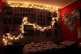 I Would Love To Decorate My Room With Christmas Lights