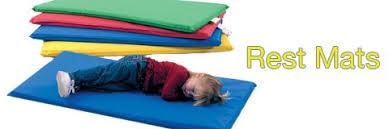 Kindergarten Nap Mats Rest Mats & Daycare Nap Mats