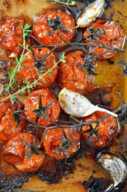 grand classique cuisine tomates rôties et confites au four recette tomates rôties