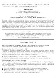 Resume Summary Of Qualifications Examples Accounting How To Write A Good For Synopsis