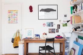 aménager de petits espaces idées pour installer un coin bureau dans un petit espace