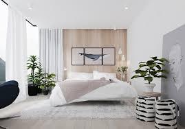 plante dans chambre à coucher chambres à coucher contemporaines d ambiance harmonieuse