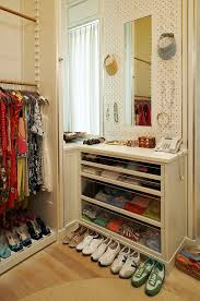 Creative Jewelry Display Closet Transitional With Hat Rack Contemporary Clothes Hangers