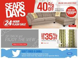 Sears Grey Sectional Sofa by Sectional Sofa Bed Sears Centerfieldbar Com