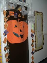 halloween classroom door decorating ideas