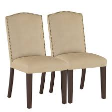 Skyline Furniture Microsuede Parsons Dining Chair (Set Of 2 ... Vista Microsuede Chair Single Ding Chair With Micro Suede Cover Reproduction French Chairs Fireside Antiques 19inch Ushaped Tufted Cushions Set Of 4 Sage Copeland Fniture Sarah Upholstery Armchair Set Oak Extending Table 4x Wood Natural Microsuede Greyson Living Monoco 2 Seconique Oxford Fduk Best Price Guarantee We Will Beat Our Competitors Give Our Sales Team A Call Ravine Counter Height Stool By Cramco Inc At Royal Chintaly Teresa Transitional Oval Back Side In Black Microfiber Colyton Almond Brown 90 Off Pottery Barn Calais Tan Nailhead