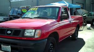100 1998 Nissan Truck NISSAN FRONTIER SHORT BED SOLD YouTube