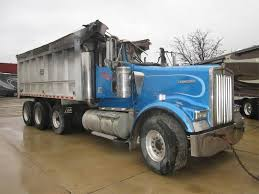 2002 Kenworth W900 Dump Truck For Sale, 470,000 Miles | Wyoming, MI ...