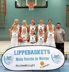 1 Damen Landesliga 3 Lippebaskets