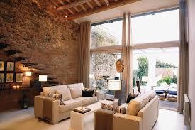 sofagarnitur in einem grossen wohnzimmer bild kaufen