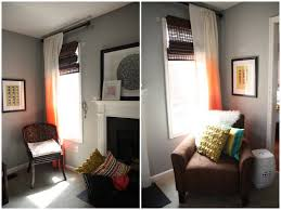 Grey Striped Curtains Target by Interior Target Threshold Curtains With Fresh Look Design For