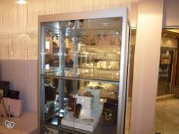 vitrine d exposition occasion vitrine verre d expositions design neuve occasion