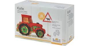 vollbackform kalle der traktor 1 stück