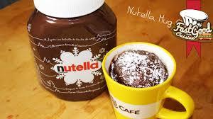 recette de cuisine cake recette facile nutella mug cake