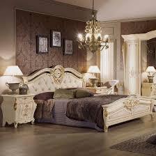 schlafzimmer medea beige gold opnodes