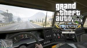 GTA 5 PC American Truck Simulator With Jasonct203 - YouTube Uk Truck Simulator Amazoncouk Pc Video Games Simulated Erk Simulators American Episode 6 Buy Steam Finally Reached 1000 Miles In Euro 2 Gaming 2016 Free Download Ocean Of Profile For Ats Mod Lutris Slow Ride Quarter To Three Forums Phantom Truck Pack Review More Of The Same Great Game On