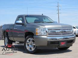 Used 2008 Chevy Silverado 1500 Work Truck RWD Truck For Sale Ada OK ...