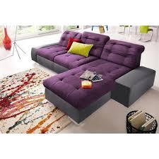 canapé d angle avec banc canapés droits banquettes large choix de canapés droits