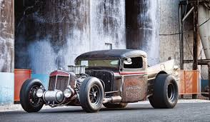 American Rat Rod Cars & Trucks For Sale: 1936 International Body And ...