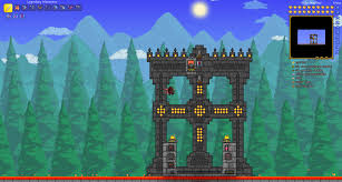 Pumpkin Moon Terraria by Cannonball Pumpkin Moon Arena Efficient And Effective Way Of