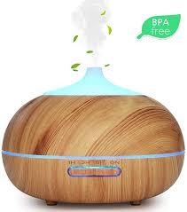 wd cd aroma diffuser luftbefeuchter 300ml leichte