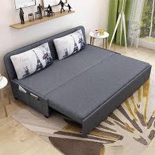 klapp sofa bett 120 150cm nordic moderne einfache