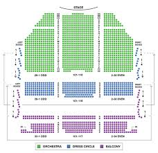 Lyric Theatre Broadway Seating Charts