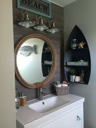 Kids Nautical Bathroom Remodel Final Results | Beach Cottage ... Bathroom Bathroom Collection Sets Sailor Ideas Blue Beach Nautical Themed Bathrooms Hgtv Pictures 35 Awesome Coastal Style Designs Homespecially Design For Macyclingcom 12 Best How To Decorate Mary Bryan Peyer Inc Blog Archive Hall Simple Cape Cod Ceiling Tile Closet 39 Stylish Deocom 25 And For 2019 Home Beautiful Of House Kids Nautical Remodel Final Results Cottage