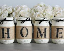 Rustic Home DecorHousewarming GiftHostess By JarfulHouse On Etsy