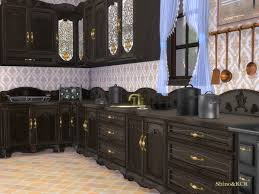 ShinoKCRs French Quarter Kitchen And Decor The Sims Resource