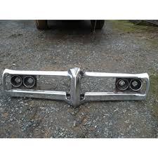 68 Pontiac Lemans Front Bumper - Cars - Bumpers - Trim - Car & Truck ...