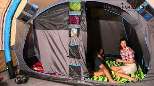 tente 4 places 2 chambres seconds family 4 2 xl quechua quechua air seconds family 6 3