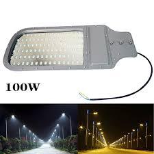 wyzm 100watt parking lot led light replacement for 500 watt