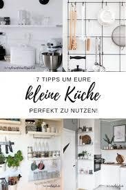 kleine küche größer wirken lassen so geht s maddaliving