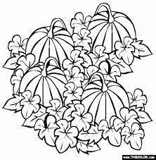 The Pumpkin Patch Parable Pdf by The Most Awesome Pumpkin Patch Coloring Pages Regarding Encourage
