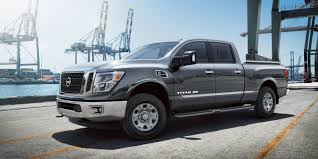 2018 Titan XD Pickup Truck Accessories | Nissan USA