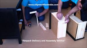 Ikea Brusali Wardrobe Instructions by Ikea Hemnes Chest Of Drawers Assembly Youtube