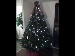 Twinkling Christmas Tree Lights Canada by Twinkling Christmas Tree 2009 Youtube