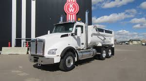 Edmonton Kenworth Trucks