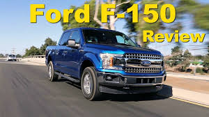 100 Ford Truck F150 2018 Review And Road Test YouTube